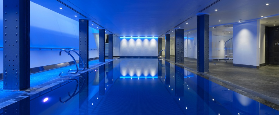 One Aldwych, London, England - Swimming Pool