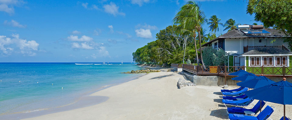 The Sandpiper, Barbados - Beach